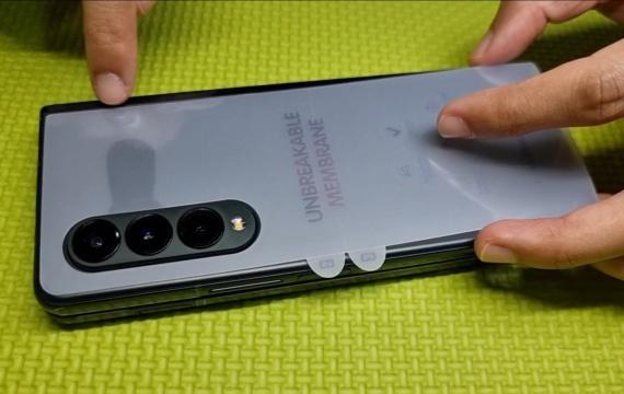 Dán PPF đầy đủ cho Galaxy Z Fold3